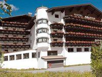 Urlaub Reisen  Österreich Tirol St. Anton Hotel Arlberg