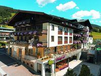 Urlaub Reisen  Österreich Salzburger Land Saalbach-Hinterglemm Hotel Panther