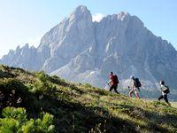 Urlaub Reisen  Italien Südtirol Antholz