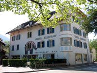 Urlaub Reisen  Italien Südtirol Bozen Hotel Elefant