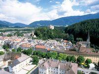 Urlaub Reisen  Italien Südtirol Bruneck