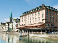 Urlaub Reisen  Schweiz Zürich Zürich (Zürichsee) Hotel Zum Storchen