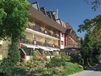 Urlaub Reisen  Deutschland Baden-Württemberg Bad Dürrheim Parkhotel Waldeck