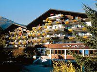 Urlaub Reisen  Österreich Salzburger Land Bad Gastein - Bad Hofgastein Kur- & Sporthotel Alpina/Tauernblick