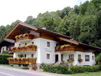 Urlaub Reisen  Österreich Salzburger Land Saalbach-Hinterglemm Pension Böhmerwald