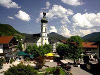 Urlaub Reisen  Deutschland Bayern Reit im Winkl