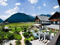 Urlaub Reisen  Italien Südtirol Mals Beauty- & Wellness Resort Garberhof