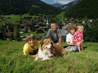 Urlaub Reisen  Österreich Vorarlberg Mellau