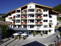 Urlaub Reisen  Österreich Tirol Nauders Hotel Schwarzer Adler