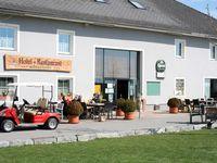 Urlaub Reisen  Österreich Oberösterreich Kronstorf Hotel Golfpark Metzenhof-Paket Platzreife