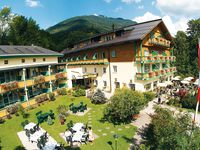 Urlaub Reisen  Österreich Oberösterreich St. Wolfgang Hotel Försterhof