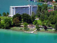 Urlaub Reisen  Österreich Kärnten Pörtschach Parkhotel Pörtschach