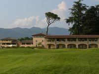 Urlaub Reisen  Italien Toskana Florenz UNA Poggio dei Medici Golf & Resort