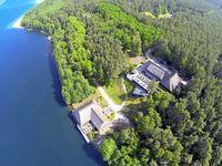 Urlaub Reisen  Deutschland Mecklenburg-Vorpommern Drewitzer See Van der Valk Naturresort Drewitz