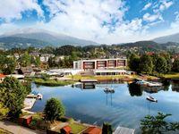 Urlaub Reisen  Österreich Kärnten Seeboden Sporthotel Camp Royal X