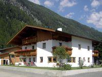 Urlaub Reisen  Österreich Tirol Längenfeld Appartementhaus Holzknecht