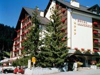 Urlaub Reisen  Schweiz Graubünden Laax Hotel Laaxerhof