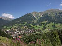 Urlaub Reisen  Schweiz Graubünden Klosters