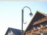 Urlaub Reisen  Deutschland Baden-Württemberg Lossburg Landgasthof Hotel Hirsch