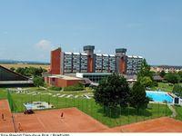 Urlaub Reisen  Ungarn Westtransdanubien Bükfürdö Health Spa Resort Danubius Bük