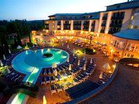 Urlaub Reisen  Ungarn Zala Héviz Lotus Therme Hotel & Spa