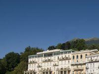 Urlaub Reisen  Italien Lombardei Cadenabbia Grand Hotel Cadenabbia
