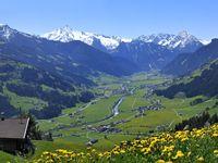 Urlaub Reisen  Österreich Tirol Hippach