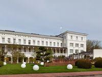 Urlaub Reisen  Deutschland Deutsche Küsten Norderney Hotel Thalasso Nordseehaus