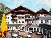 Urlaub Reisen  Österreich Tirol St. Leonhard Sportiv-Hotel Mittagskogel