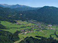 Urlaub Reisen  Österreich Kärnten Weißbriach im Gitschtal