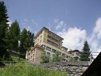 Urlaub Reisen  Schweiz Graubünden Arosa Hotel Asora