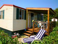 Urlaub Reisen  Kroatien Istrien Poreč Mobilehomes Camping Lanterna