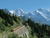Urlaub Reisen  Schweiz Wallis
