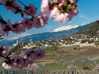 Urlaub Reisen  Schweiz Wallis Leukerbad