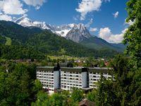 Urlaub Reisen  Deutschland Bayern Garmisch-Partenkirchen Hotel Mercure