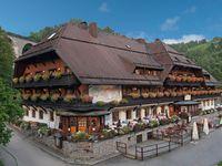 Urlaub Reisen  Deutschland Baden-Württemberg Hinterzarten Best Western Hotel Hofgut Sternen
