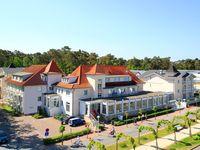 Urlaub Reisen  Deutschland Deutsche Küsten Rügen Strandhotel Baabe