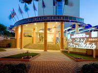Urlaub Reisen  Italien Venetien Bibione Hotel San Michele