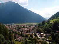 Urlaub Reisen  Italien Südtirol Sand in Taufers
