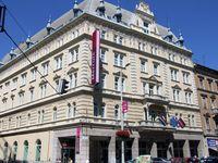 Urlaub Reisen  Ungarn Mittelungarn Budapest (Städtereise) Mercure Budapest Metropol Hotel