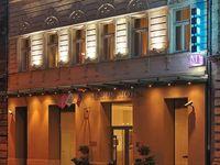 Urlaub Reisen  Ungarn Mittelungarn Budapest (Städtereise) Atrium Fashion Hotel