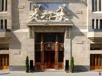 Urlaub Reisen  Ungarn Mittelungarn Budapest (Städtereise) Continental Hotel Budapest