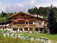 Urlaub Reisen  Österreich Tirol Kitzbühel Hotel Bruggerhof