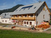 Urlaub Reisen  Österreich Kärnten Weißbriach im Gitschtal JUFA Gitschtal Landerlebnisdorf