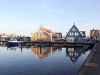 Urlaub Reisen  Niederlande Holländische Küste Huizen