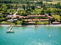 Urlaub Reisen  Italien Venetien Desenzano Villaggio Vò