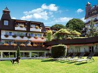 Urlaub Reisen  Deutschland Baden-Württemberg Badenweiler Hotel Ritter