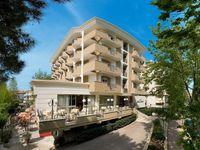 Urlaub Reisen  Italien Venetien Cesenatico Hotel Savoia