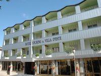 Urlaub Reisen  Italien Venetien Grado Hotel Villa D'Este