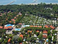 Urlaub Reisen  Italien Venetien Grado Villaggio Residence Punta Spin